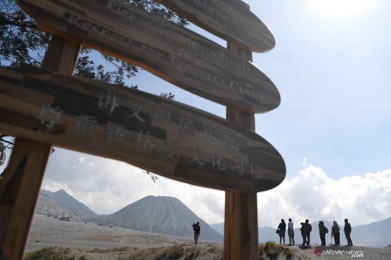 Pemprov Jatim siapkan kawasan wisata pendukung Bromo