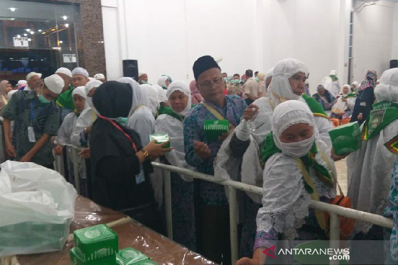 Dua jamaah haji asal Medan wafat di Mekkah