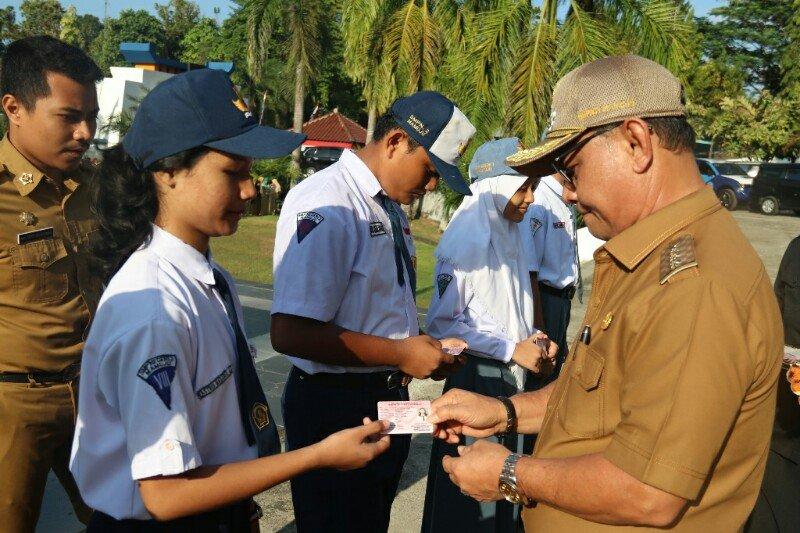 Pemkab Mamuju luncurkan kartu identitas anak