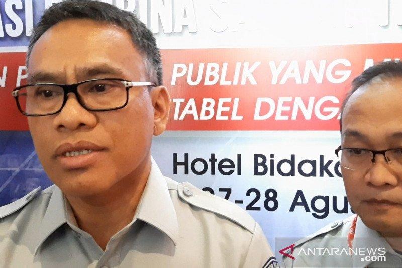 Jasa Raharja serahkan santunan kepada korban KM. Santika Nusantara