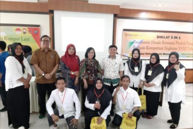 Pemkab Sijunjung adakan Diklat di BDI Makassar, dorong kreativitas IKM