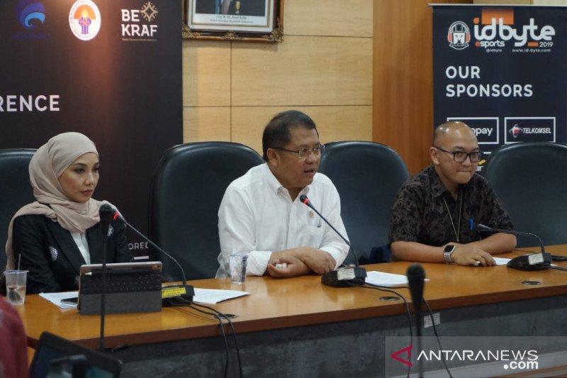 Menkominfo harap eSports harumkan nama Indonesia