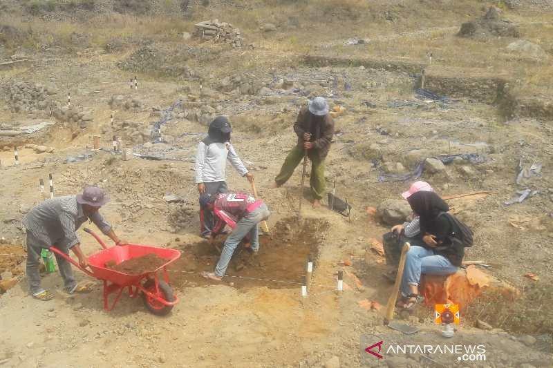 BPCB Jateng ekskavasi lanjutan Situs Liyangan