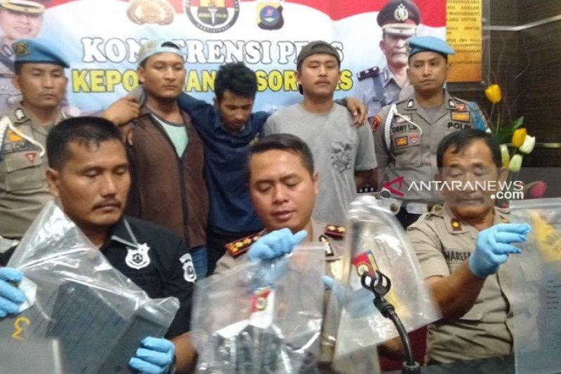 Pelaku pembunuh anak mantan Ketua KPU karena terlilit utang