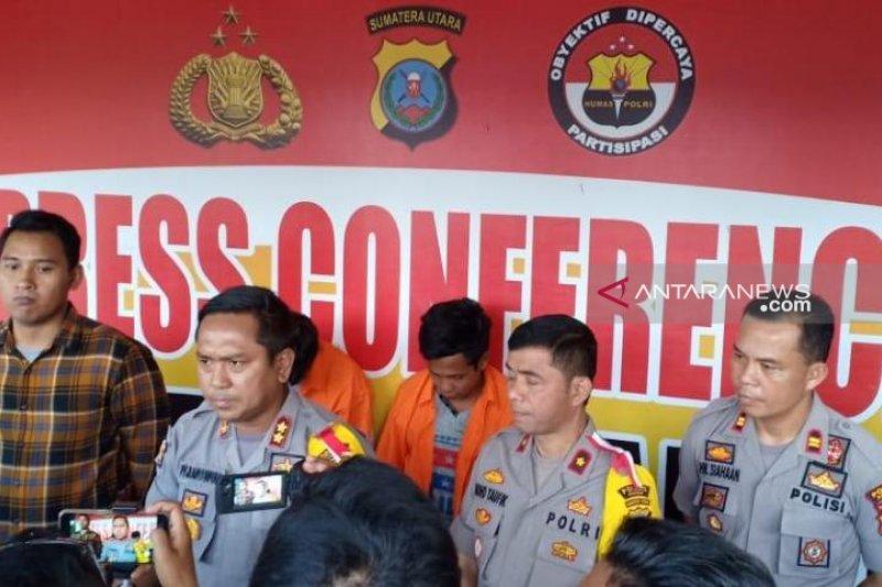Tiga spesialis curanmor di rumah ibadah dibekuk polisi