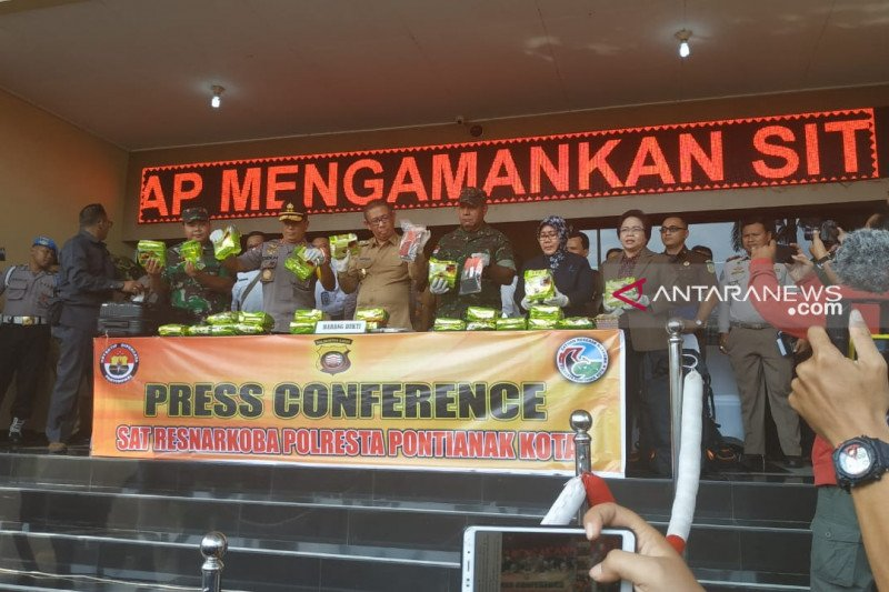 Gubernur Kalbar: Malaysia diam, masuknya narkoba ke Indonesia