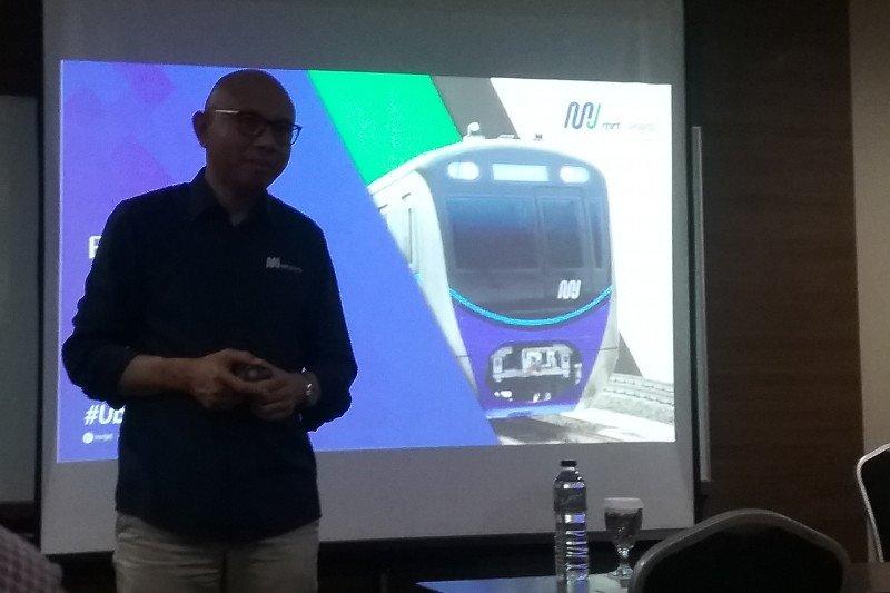 Pemadaman listrik 4 Agustus berdampak pada penurunan penumpang MRT