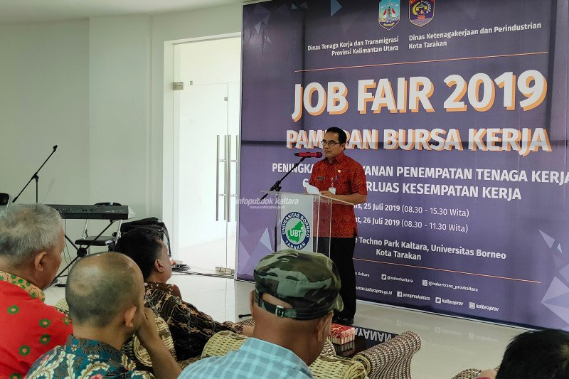 Job Fair 2019, 2.130 Pencari Kerja