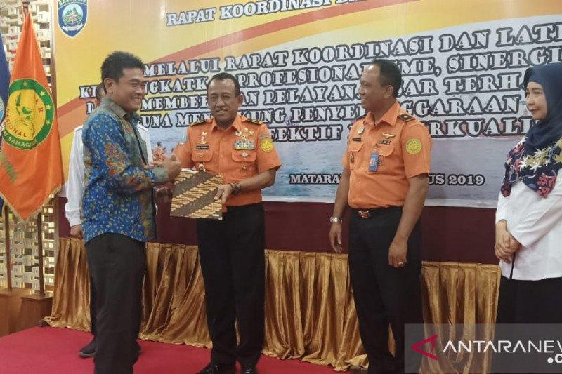 Basarnas mendapat hibah lahan di Lombok Utara