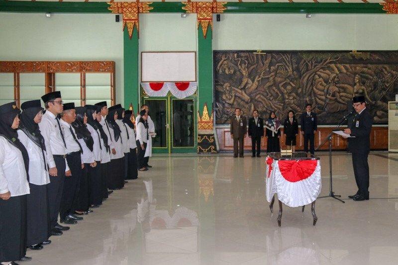 Kota Yogyakarta kekurangan guru SD