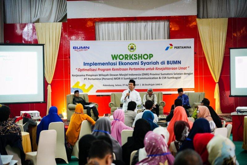 PT Pertamina gelar workshop ekonomi syariah bagi mitra binaan