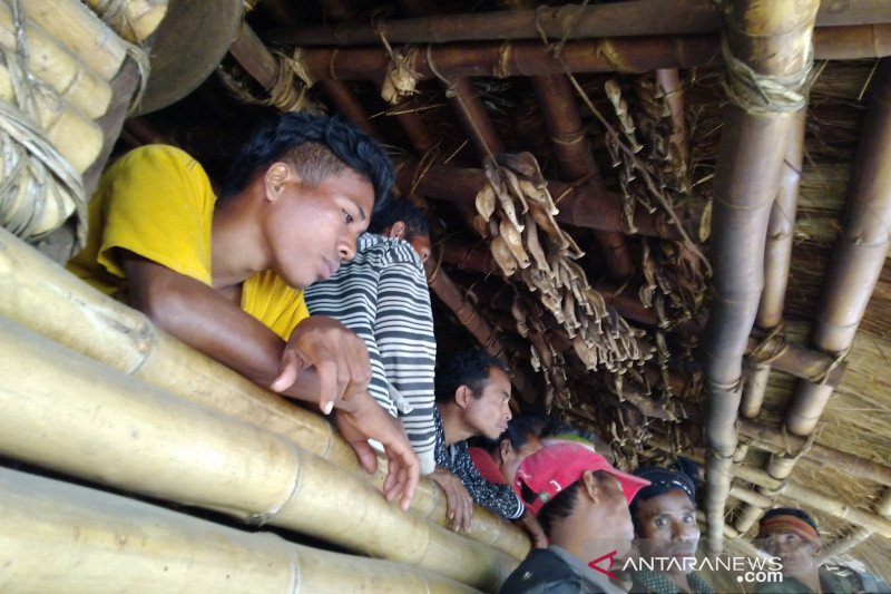 Lembaga Adat Kampung Ratenggaro berdayakan warga agar sadar wisata