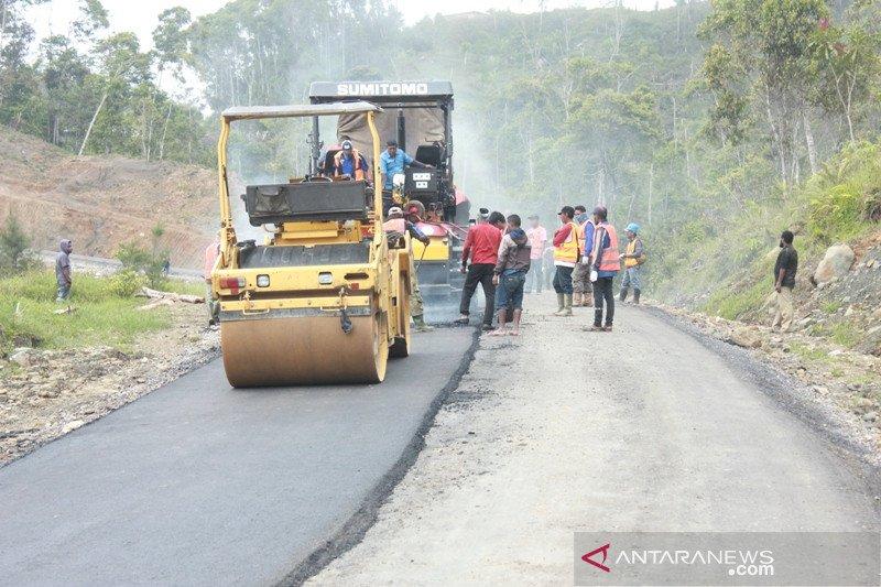 Pemotongan Rp66 M Dana Otsus Pemkab Jayawijaya tidak hambat pembangunan jalan