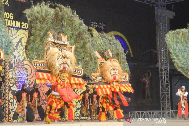 Reog Ponorogo (1) -  Upaya membumikan lewat Festival Reyog