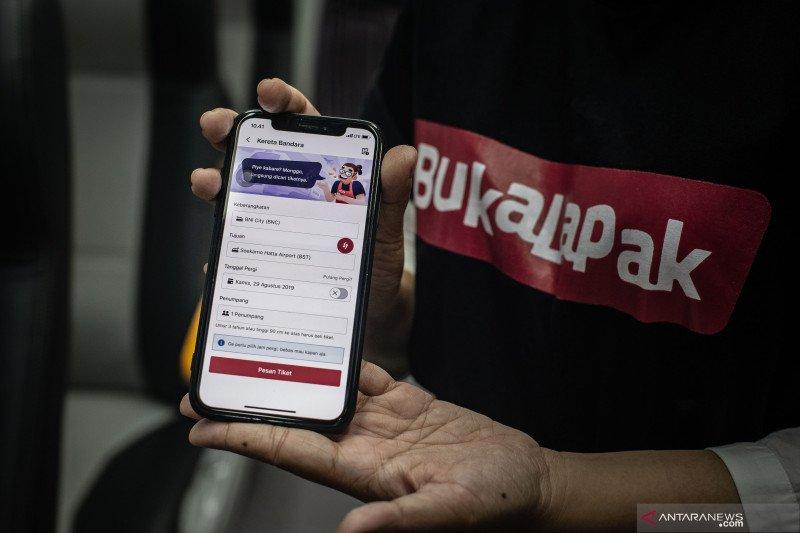Bukalapak: Hilangnya aplikasi  tidak pengaruhi jual beli