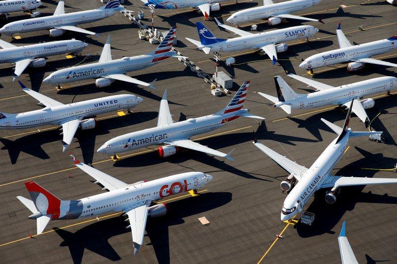 Para pilot kini yang tuntut Boeing atas kerugian pelarangan 737 MAX