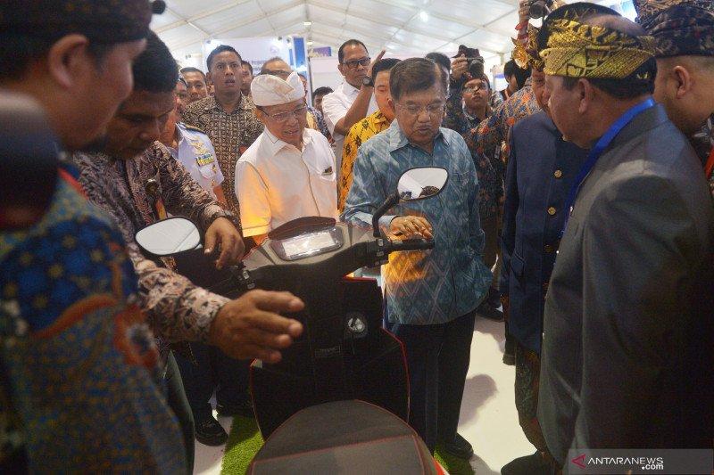 Wapres Ingin peringkat Indonesia di Global Innovation Index meningkat