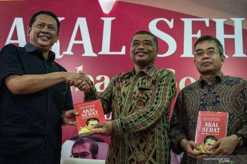 Peluncuran buku karya Bambang Soesatyo