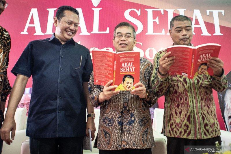 Bambang Soesatyo singgung kantor Golkar tidak bisa dimasuki kader
