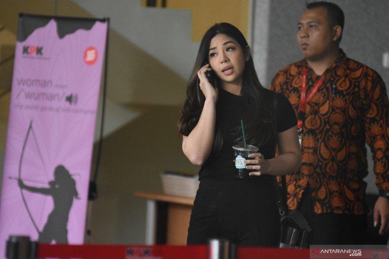 Putri Setya Novanto diperiksa KPK