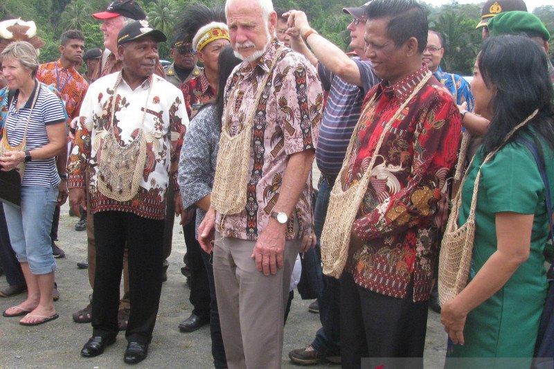 Kabupaten Jayapura Menuju Kota Jasa