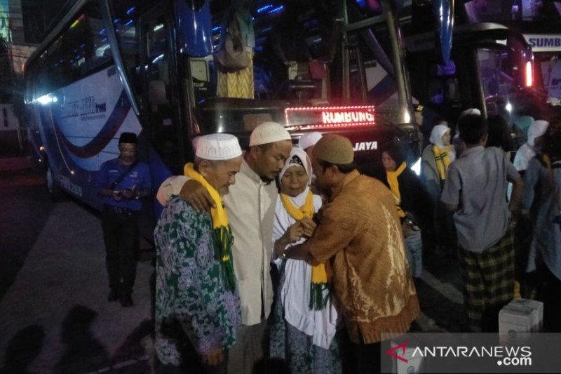 Kemenag pastikan jamaah haji Cianjur yang pulang dalam kondisi sehat