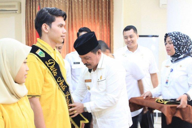 Kesbangpol Padang Panjang beri penyuluhan pencegahan narkoba bagi anggota karang taruna