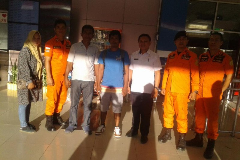 Kapten KM Aleluya korban kecelakaan pelayaran tiba di Manado-Sulut