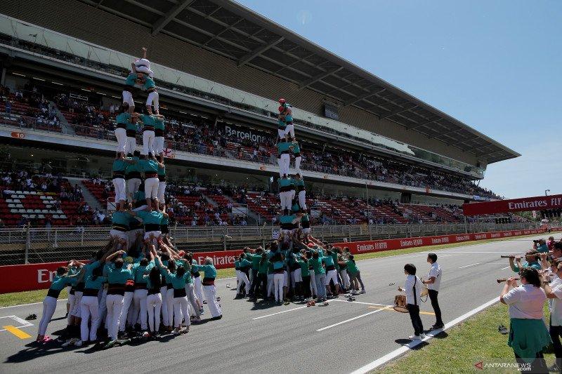Formula 1 hingga 2020 tetap pakai Sirkuit Catalunya