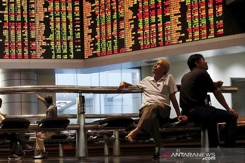 Pasar saham Malaysia ditutup jatuh, Indeks KLCI anjlok 1,07 persen