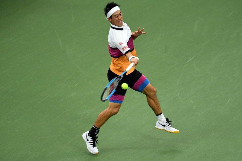 Nishikori ke babak ketiga US Open