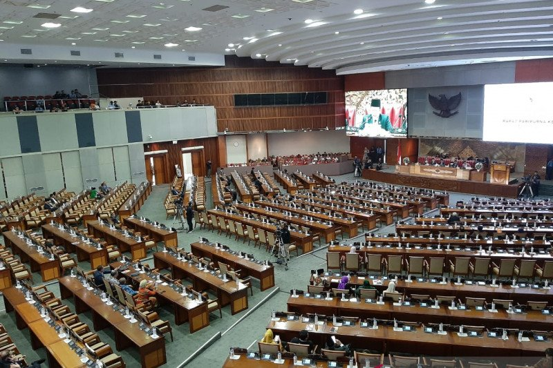 DPR setujui 15 RUU selama 2018-2019