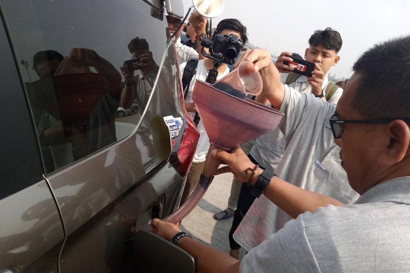 Konsumsi BBM Ertiga Cikarang-Cirebon cuma 6 liter, bagaimana caranya?