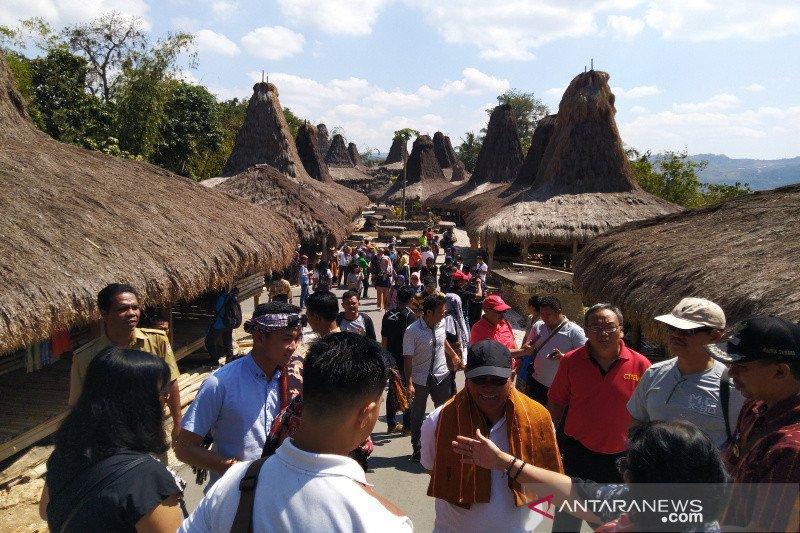Desa di Sumba Barat gunakan Dana Desa untuk kelola wisata kampung adat