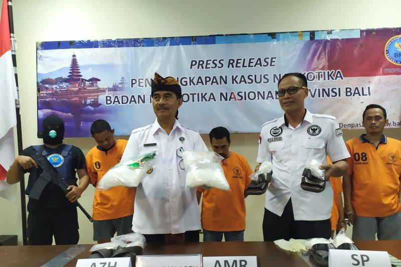 BNNP tangkap pengedar narkotika jaringan lapas