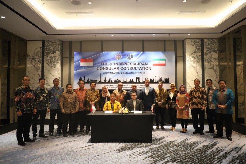 Indonesia-Iran perkuat hubungan udara
