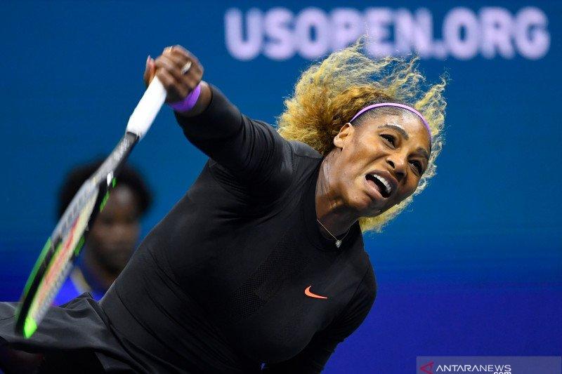 Serena menang untuk ke-100 kali, lolos ke semifinal US Open
