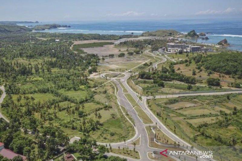 Peletakan batu pertama Sirkuit Mandalika dijadwalkan September