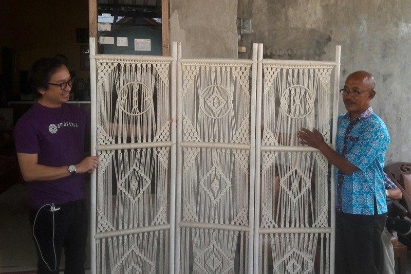 Amartha salurkan modal untuk perempuan pelaku usaha kecil