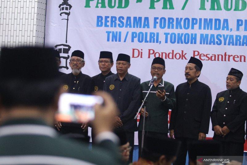 Silaturahmi  tokoh lintas agama di Kediri