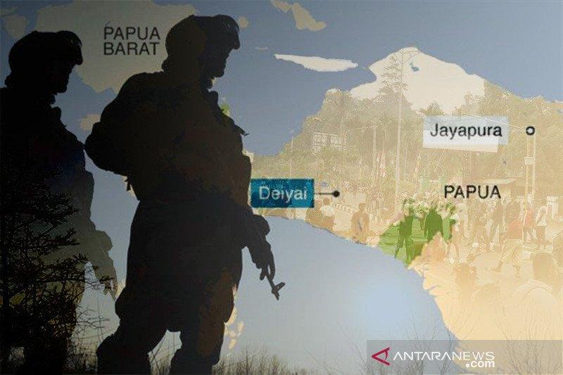 TNI-Polri pastikan keamanan masyarakat usai penyerangan KKB