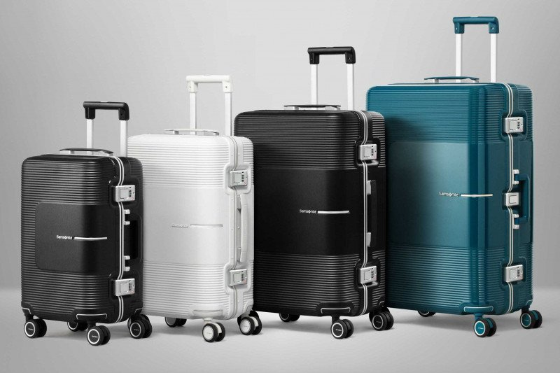 Cara memilih koper untuk traveling