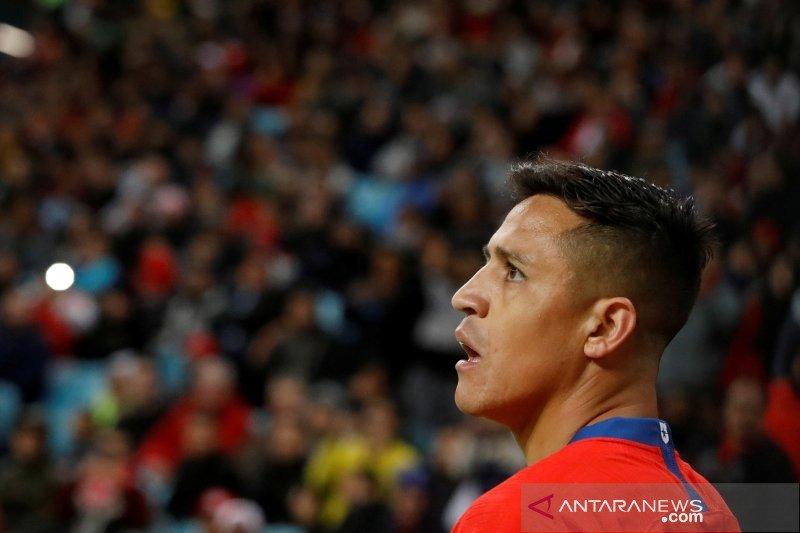 Gabung Inter, Alexis Sanchez ucapkan salam perpisahan