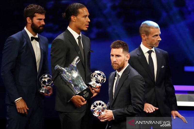 FIFA rilis daftar peringkat 100 besar untuk gim terbarunya, Messi tertinggi