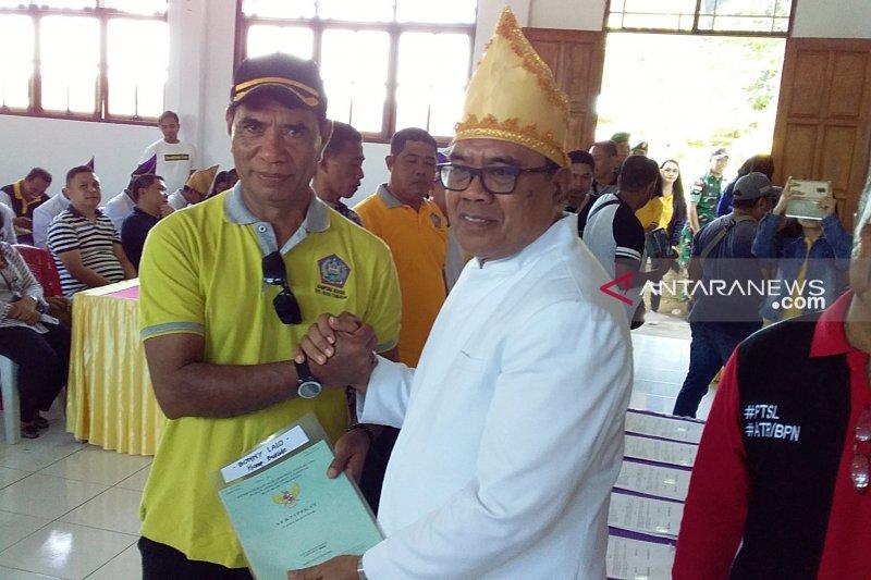 Bupati Sangihe laksanakan Medaseng di Pulau Bukide