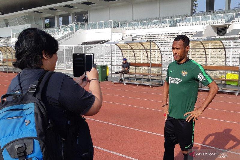 Timnas Indonesia tidak melepas Ruben Sanadi ke Persebaya