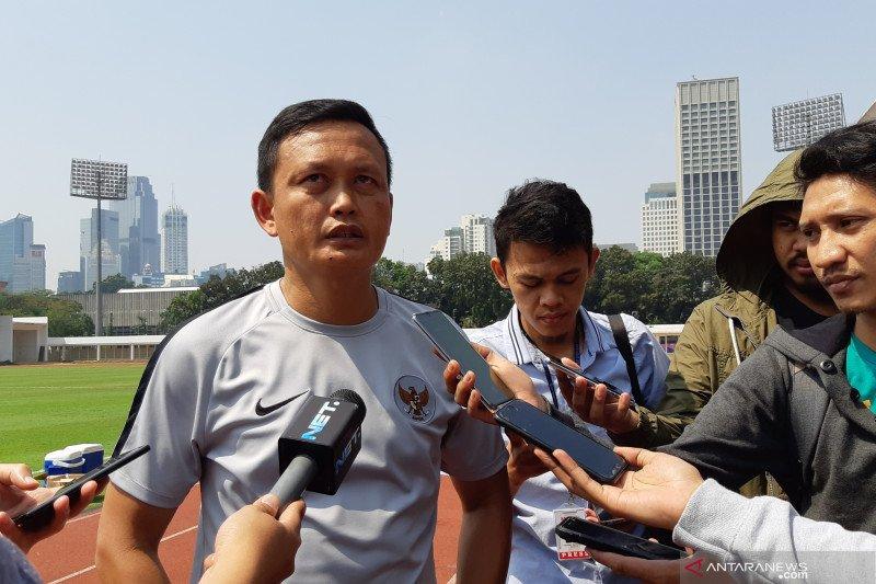 Timnas Indonesia fokus perbaiki penyelesaian akhir jelang lawan Malaysia