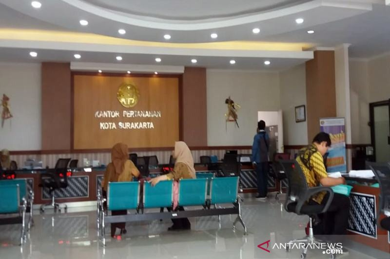 Jokowi kehilangan sertifikat, BPN proses penerbitan dua sertifikat baru