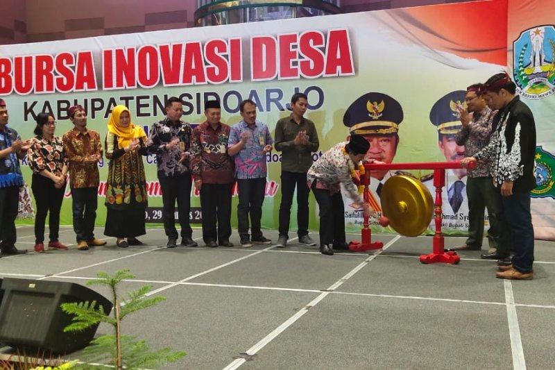 Bursa Inovasi Desa Koto Timur tampilkan puluhan inovasi desa