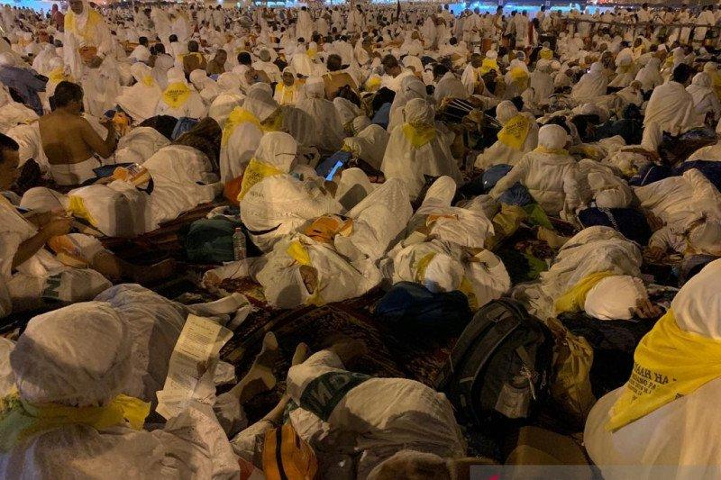 Ratusan WNI korban penipuan haji ditahan kepolisian Saudi